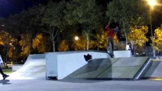 Backside fofty en trescantos