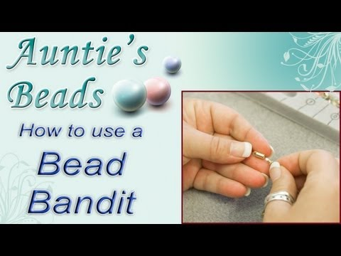 Karla Kam - How To Use a Bead Bandit