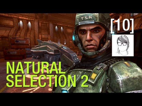 Natural Selection 2: GORGEOUS! Marine gameplay on Docking [10]