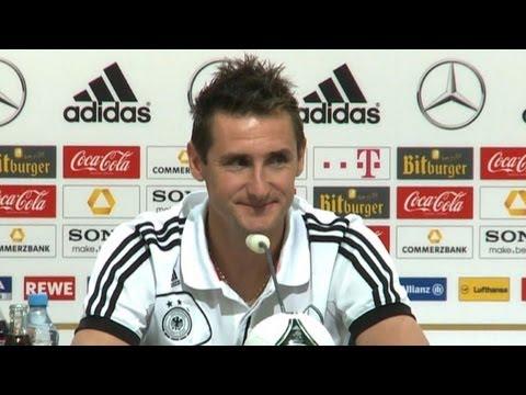 Mirsolav Klose: Topfit für die EM