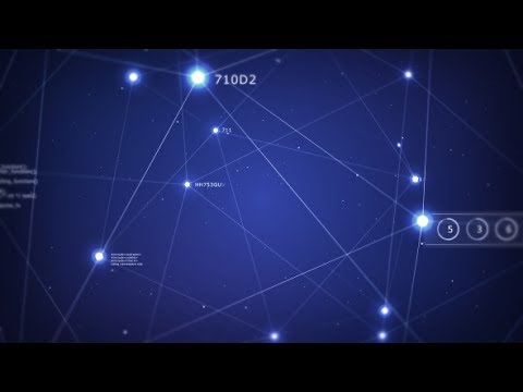 Abstract Digital Futuristic Bokeh Sci-Fi Water   Motion Graphics - Videohive template