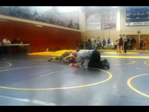 Malik daies vs steven lakota (160lb) lakewood open