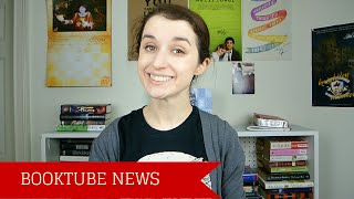 BookTube News: Book Riot, Meet-Ups, Learning English