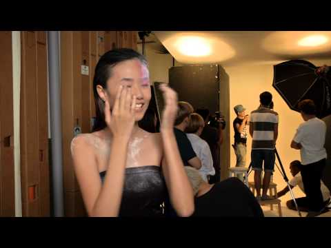 Malaysia Supermodel Search 2014 - Product Photo Shoot  ( Episode 5 ) Skincare