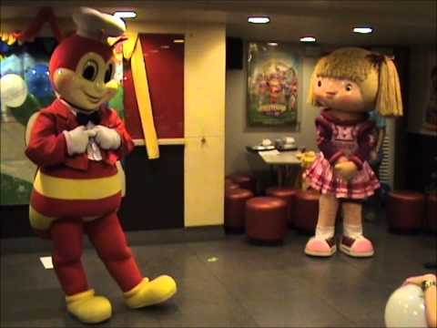 Epic Dance Battle With Jollibee video