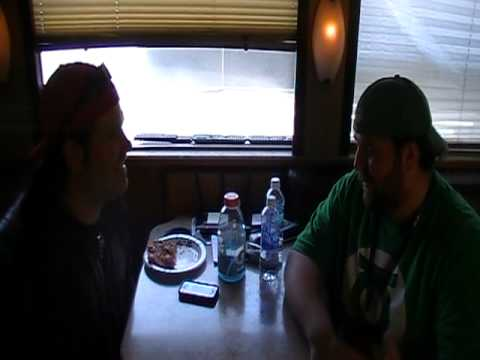 ShockblastMedia.com Interview with Phil Demmel from Machine Head - Mayhem Fest Mansfield, MA