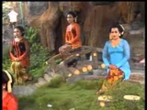 ELING ELING GIRO GAMBUH slendro manyura @ lagu campur sari