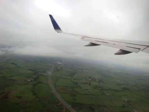 Takeoff from: SNN Shannon Airport Ireland