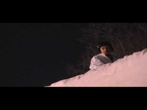 Night snowboarding at the Blue Mountain, Ontario, Canada. Enjoy!