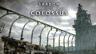 SHADOW OF THE COLOSSUS NO PS4 Minha Opinio SOTC PlayStation 4 Remake Remastered Preview