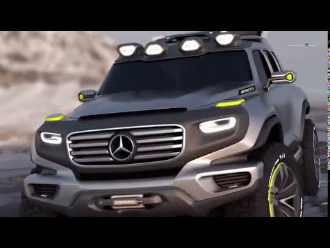 Mercedes Ener-G-Force TodoTerreno