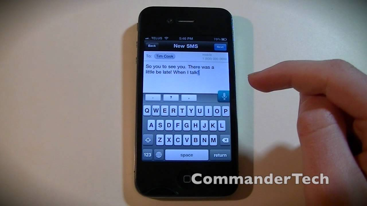 how to make an app like siri