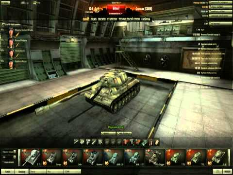 World of Tanks Caracas[CSHH] GARAGE