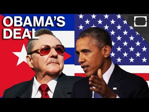 What Does the US/Cuba Deal Mean?