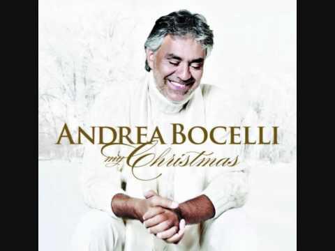 Andrea Bocelli Cantique De Noel Lyrics