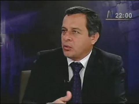 GERARDO TAVARA (Coordinador de la Mesa de Concertación de lucha contra la Pobreza)