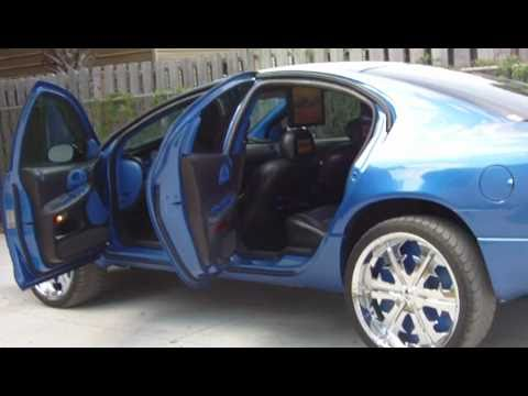 1999 Dodge Intrepid On 22 S Flossin Car Club Build By