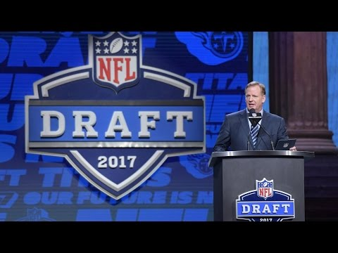 2017 NFL Power Rankings: Post Draft Edition - The Anthony James Show
