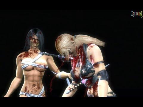 Xxx porn video mortal kombat a xxx parody - 1 part 6