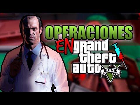 GTA V Online - Operaciones en GTA - El mezclador de juegos (Nueva serie)