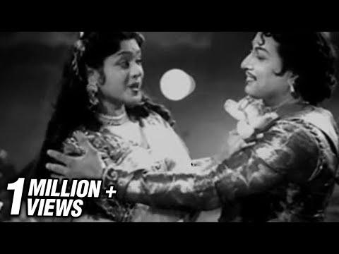Nilavenna Pesum - Padmini, M.g.r - Rani Samyuktha - Tamil Song video