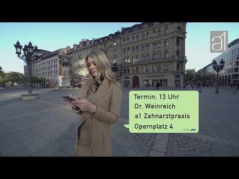 a1 Zahnarztpraxis am Opernplatz (Imagefilm)