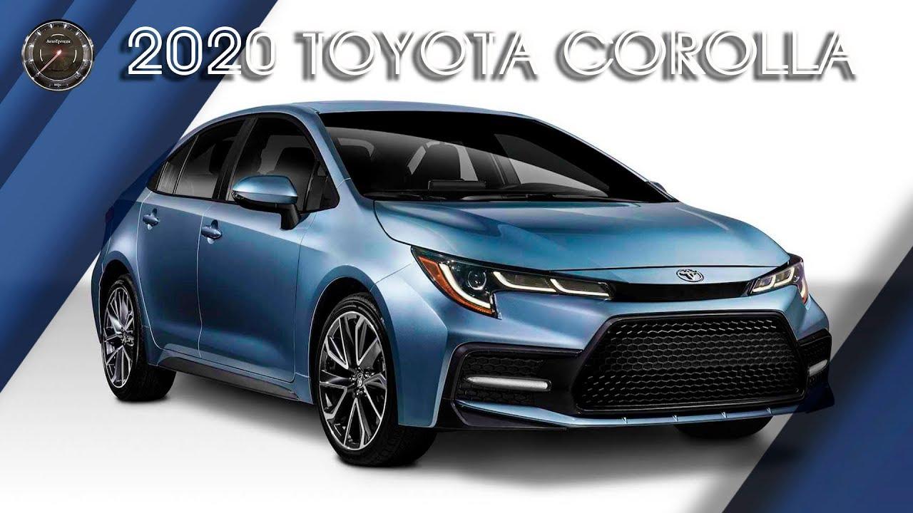Новая Toyota Corolla 2020   ОБЗОР Седана Тойота Королла 2020 Модельного Года