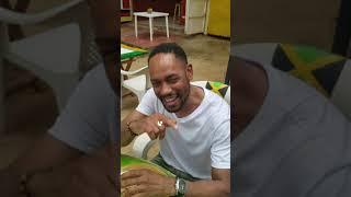 (sosua) MOSHAS REGGAE LOUNGE AUTHENTIC JAMAICAN RESTAURANT SOSUA DOMINICAN REPUBLIC