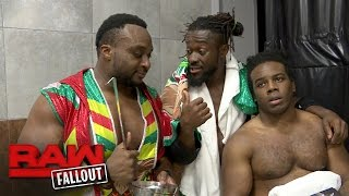 The New Day end 2016 on a positive note: Raw Fallout, Dec. 26, 2016