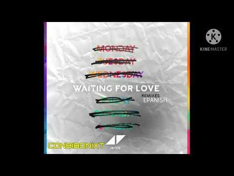AVICII waiting for love en esp COMBINACIÓN SOUNDTRACK ORIGINAL X COVER