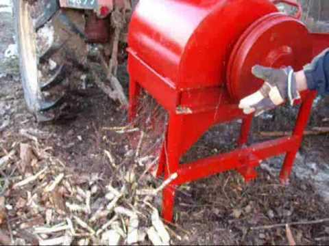 Maszyna do cięcia gałęzi do ciągnika