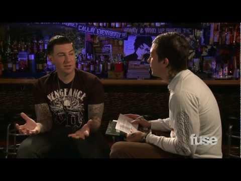 Frank (My Chem)&Zacky (Avenged Sevenfold): A Skull...with Bat Wings