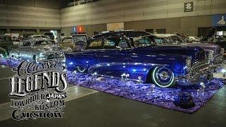 Lowriders Invade Japan: Classic Legends Car Show