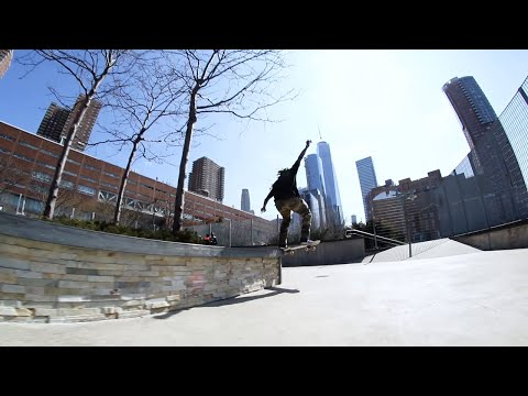 In The Park: Tribeca Skatepark