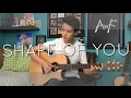 download Ed Sheeran - Shape of You - Cover (Fingerstyle Guitar)