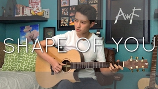 Download Lagu Ed Sheeran - Shape of You - Cover (Fingerstyle Guitar) Gratis STAFABAND