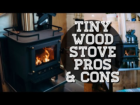 Tiny Wood Stove - Pros and Cons - Cubic Mini