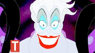 The Truth About Ursula's Backstory In The Little Mermaid