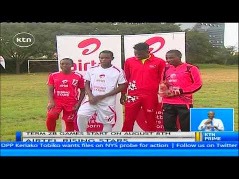 Young stars from 4000 secondary schools to participate Airtel  Rising Stars football tournament