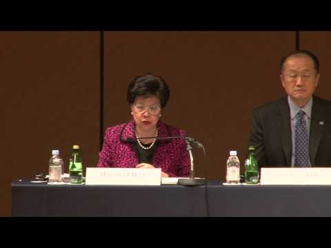 Global Conference on UHC - Welcoming Remarks by Margaret Chan, Director General, WHO