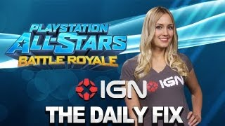 New PlayStation All-Star Cast & Ouya's Hauls In A Fortune! - IGN Daily Fix 08.09.12