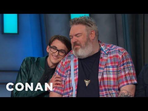 Kristian Nairn: Hodor Would Forgive Bran Stark  - CONAN on TBS