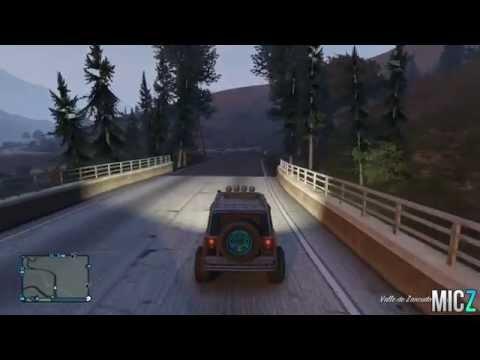 Misterios Sin Resolver GTA V |
