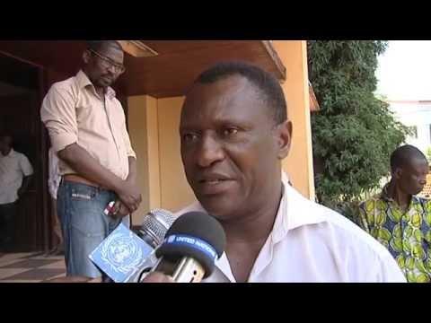 Reconciliation Radio Show-Central African Republic