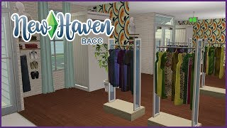 The Sims 2 // BACC New Haven 🏘  // 61 // Mona's New Boutique 👗 (Livesimming)