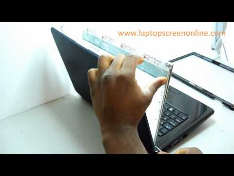 Dell Inspiron 1545 Laptop Screen Replacement and Repair