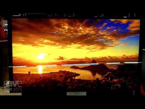 ISE 2015: Bang & Olufsen Exhibits BeoVision Avant Rotating Television