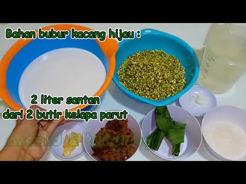 How To Make Green Bean Porridge