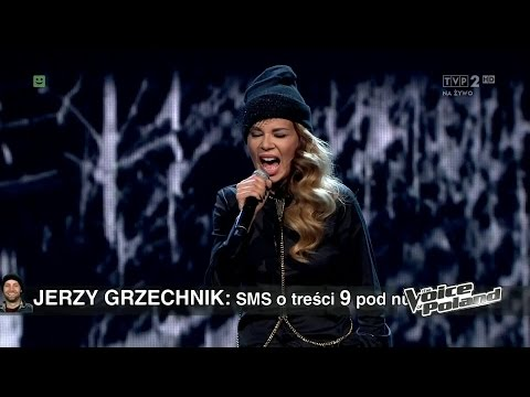 The Voice of Poland V - Edyta Górniak - Dziwny jest ten świat...