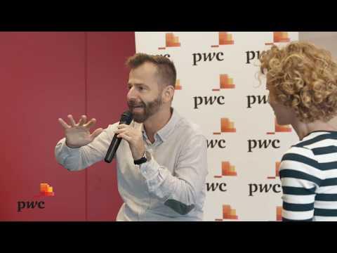 Grecsó Krisztián, író, költő, dalszerző   PwC Outlook 2019. október